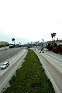 Highway 101 in Ventura, Calif., June 7, 2009. (Photoby Zane S. SPang/ Brooks Institute 2009)
