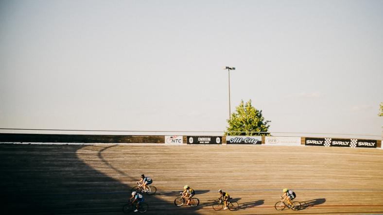 Velodrome. (Photo by Zane Spang © 2013)