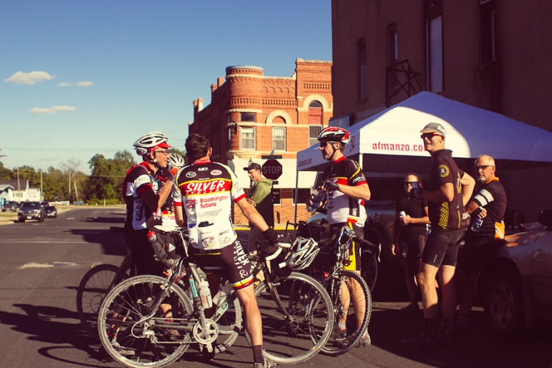 Almanzo Gentlemens Ride. (Photo by Zane Spang/Sure Dude © 2013)