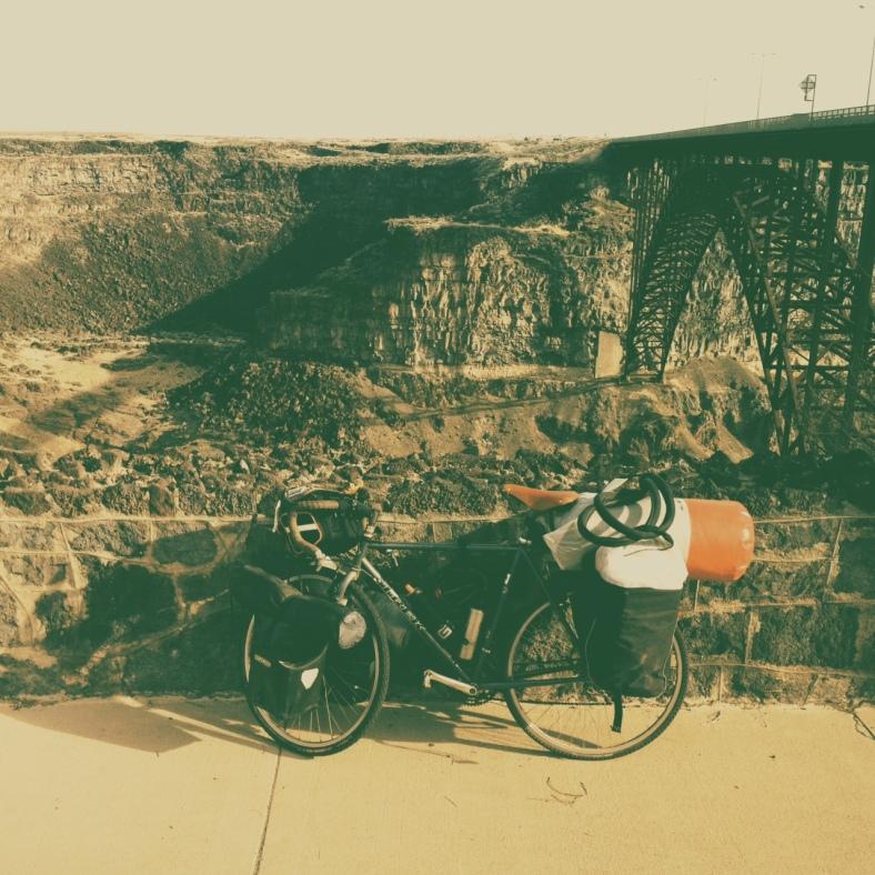 Bike through Idaho 2014. (Photo by Zane Spang/Sure dude © 2014)