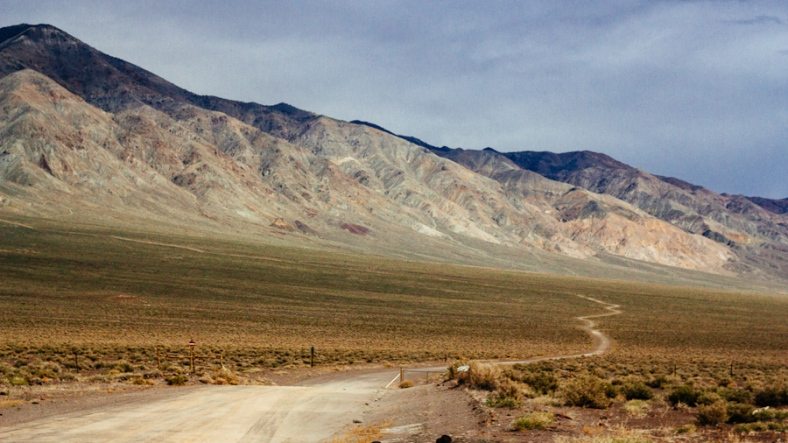 bike tour through Nevada. (photo by Zane Spang/Sure Dude © 2014)